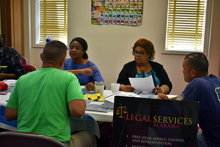 LSA Helps Formerly Incarcerated Alabamians Restore their Voting Rights