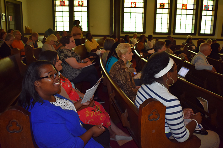 LSA Sees Big Turnout for Weekend Voting Rights Training