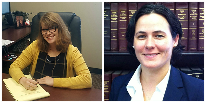 Legal Services Alabama welcomes two new attorneys to our team