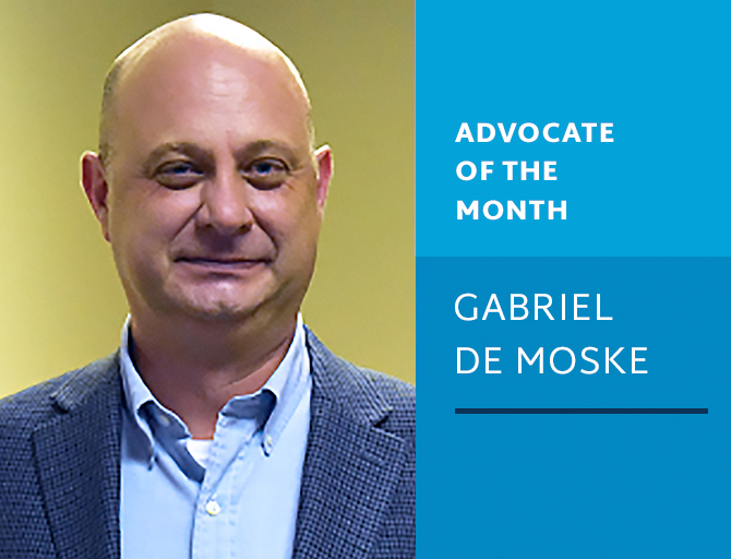 January 2019 Advocate of the Month