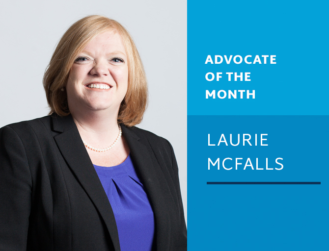 March 2019 Advocate of the Month