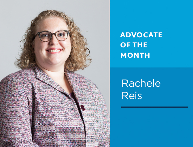 October 2019 Advocate of the Month